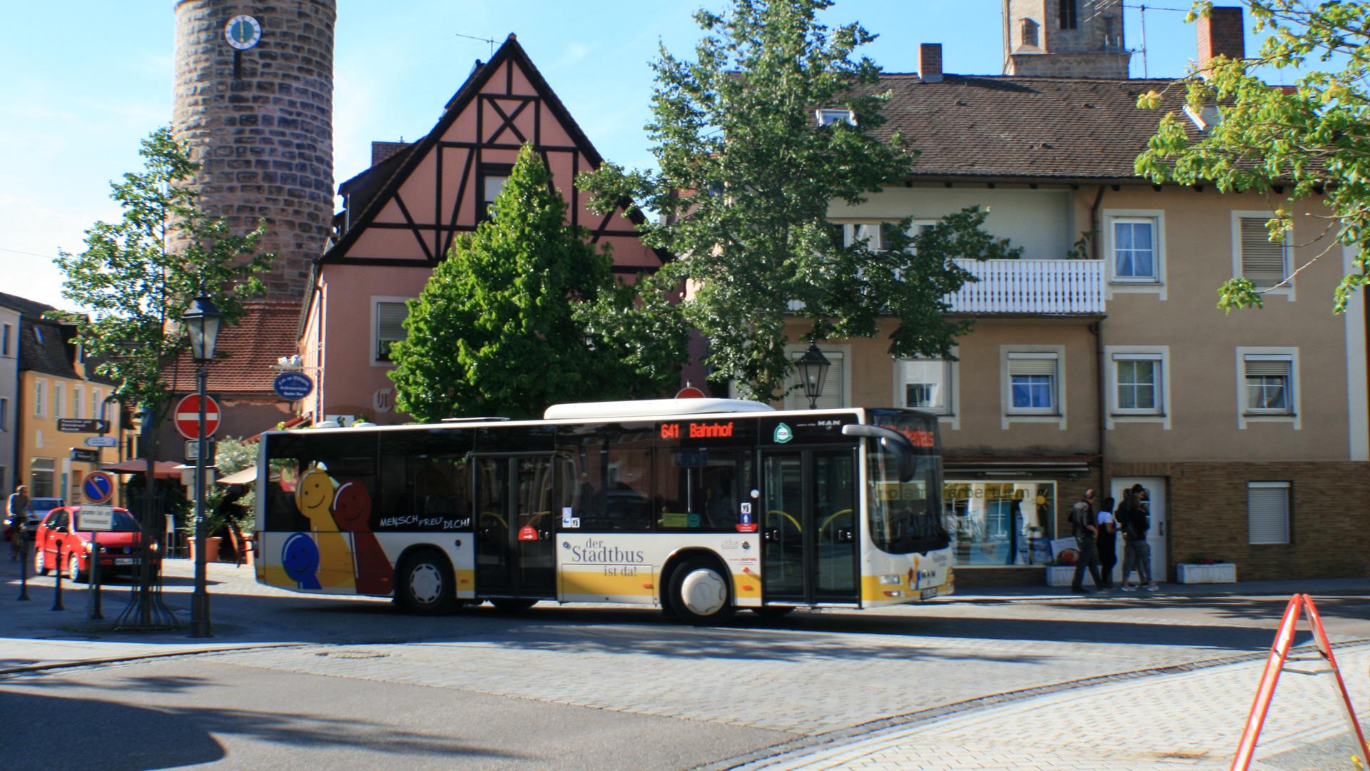 20 Jahre STADTBUS Gunzenhausen